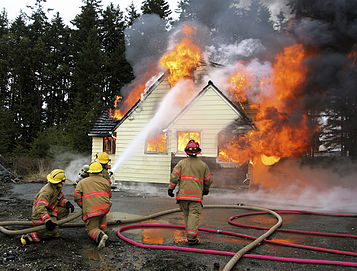Dryer Vent Fire can be prevented by cleaning the vents.